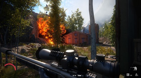 Sniper: Ghost Warrior Contracts PC review