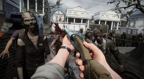 The Walking Dead: Saints and Sinners VR PC review