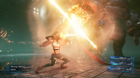 Final Fantasy VII Remake preview and developer interview
