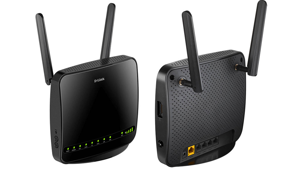 D-Link DWR-956 4G LTE Wi-Fi AC1200 Router review