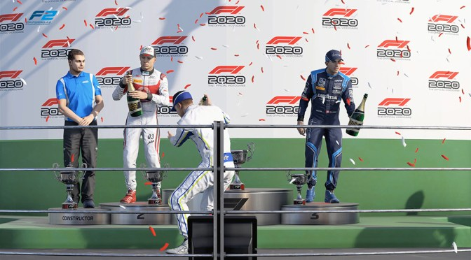 F1 2020 PC review