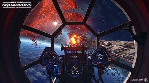 Star Wars Squadrons PS4/PSVR/PC/VR review