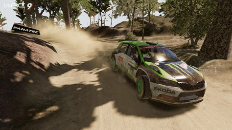 WRC 9 The Official Game Nintendo Switch review