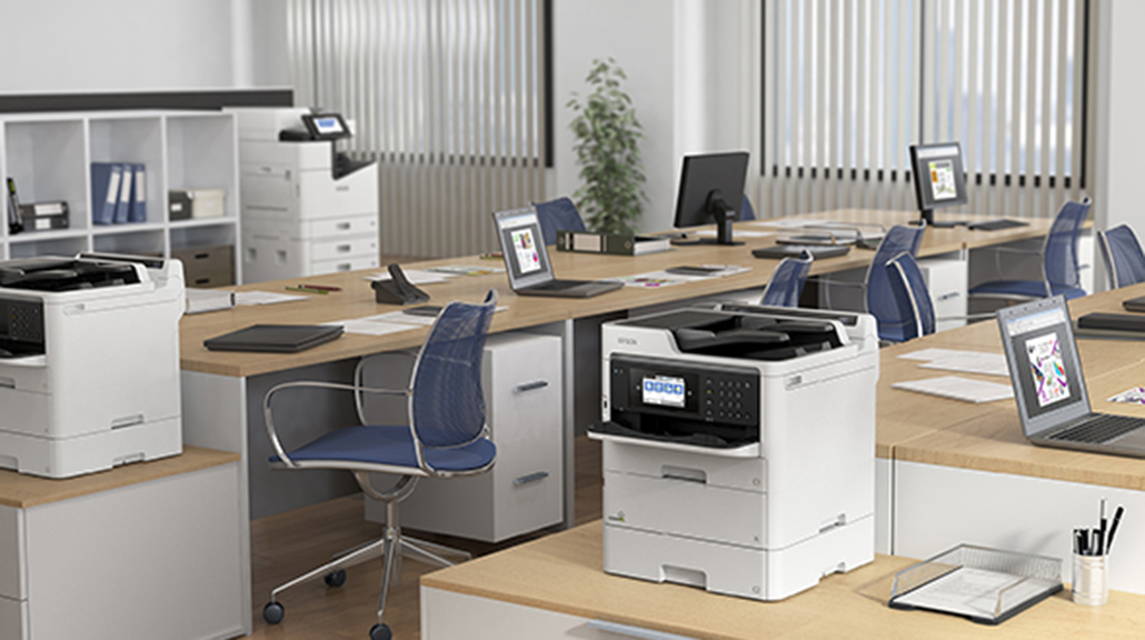 Epson NZ launches business printers for the commercial office market