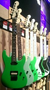 Green Charvels