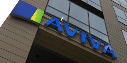 Aviva cuts with-profits bonus rates