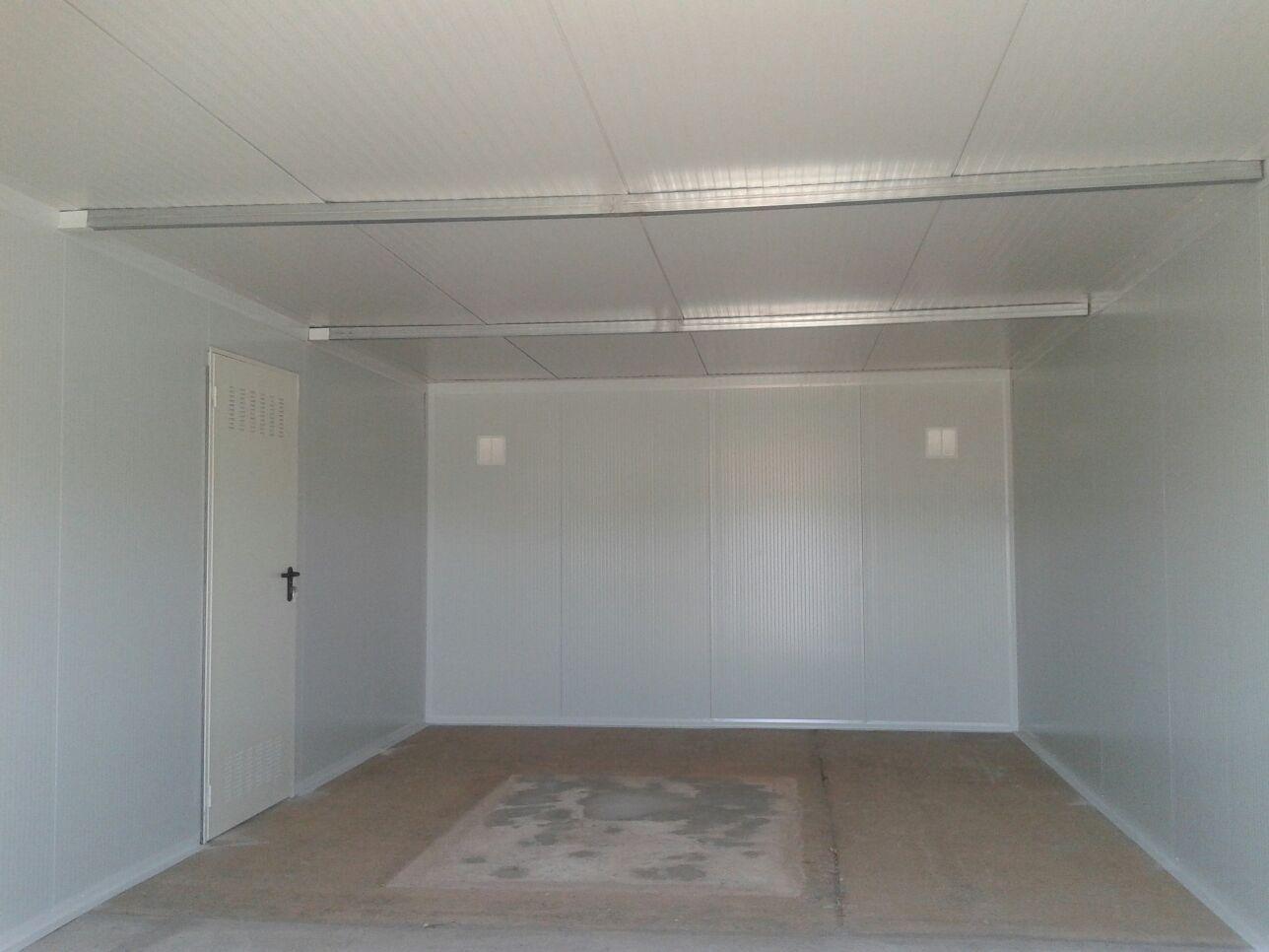 Garaje Prefabricado Gerona