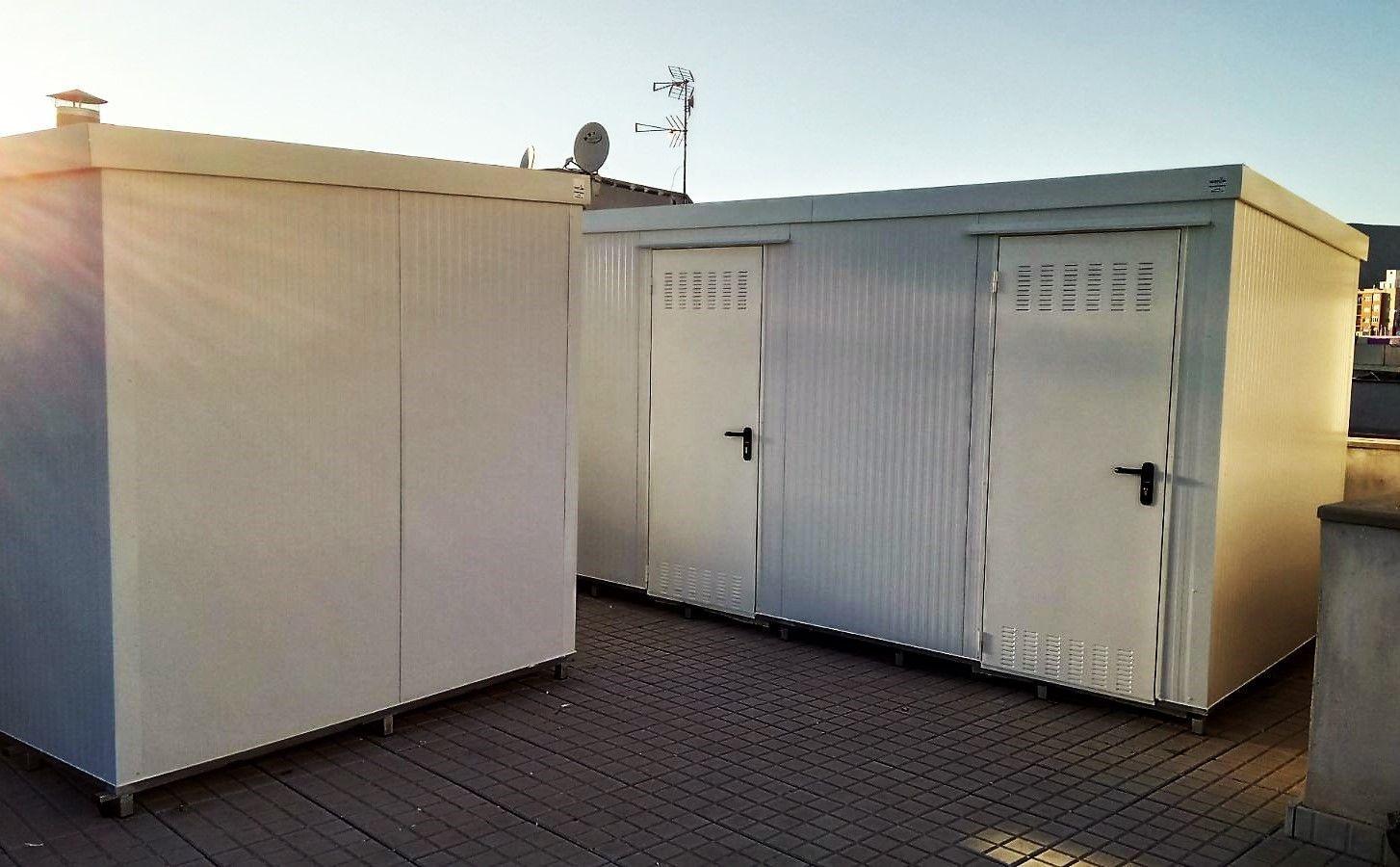 Casetas Modulares Alicante