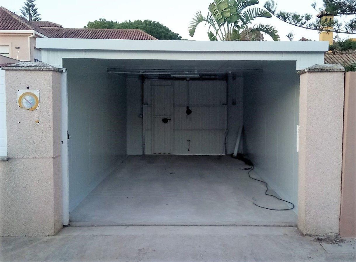 Garaje Prefabricado en Cádiz