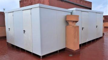 Instalación de Trasteros Metálicos en Murcia