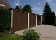 Garajes de jardín prefabricados