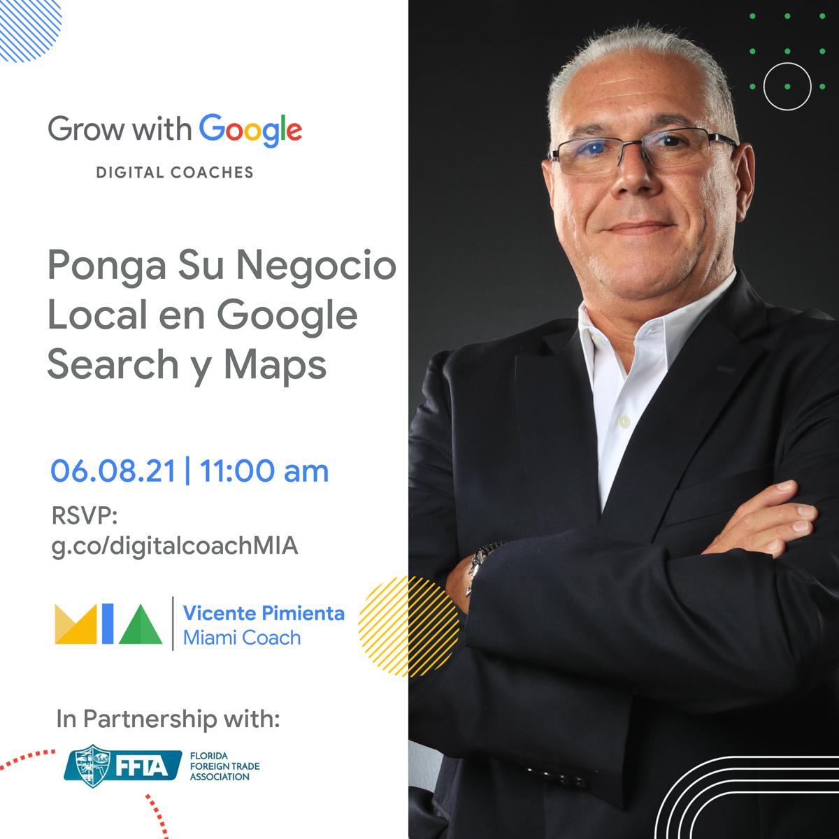 El Mapa de Google es tu tarjeta de presentación