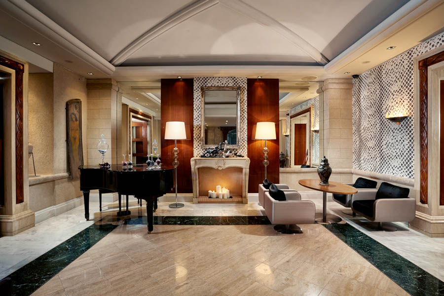 luxury hotel photography