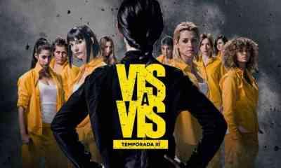 s a vis é uma série de televisão criminal espanhola originalmente produzida pelo estúdio espanhol Globomedia e exibida entre 2015 e 2019.