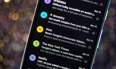O popular aplicativo de e-mail do Google não é mais um empecilho, a empresa está lançando agora uma configuração de modo escuro para o Gmail no Android.