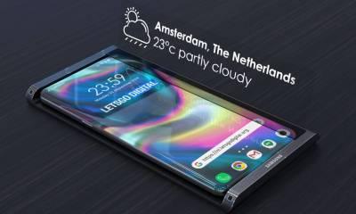 Samsung holograma