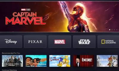 O Disney Plus é o novo serviço de streaming da Disney e já foi lançado em alguns países.