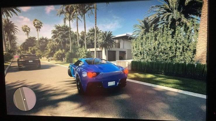 A nova suposta imagem de GTA 6 mostra um layout muito semelhante com outra screenshot mas levanta suspeitas de ser falsa.