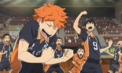 A quarta temporada do anime Haikyuu está programado para estrear em 10 de janeiro de 2020, nas principais emissoras dos direitos no anime no Japão.