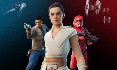 Fornite Star Wars
