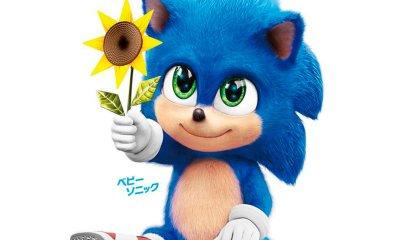 Você gostou do Sonic bebê?