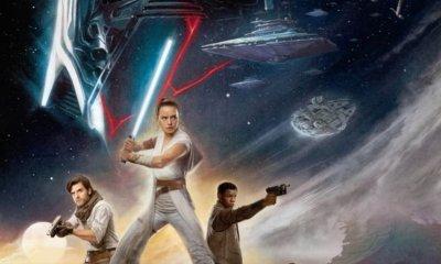star wars novo poster