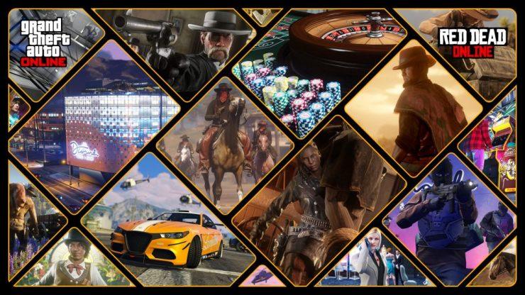 O GTA Online e Red Dead Online quebraram recordes no número de jogadores durante o Natal de 2019, e a Rockstar Games está comemorando oferecendo bônus nos dois jogos.