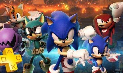 Contamos detalhes sobre Sonic Forces, jogo de graça na PS Plus.