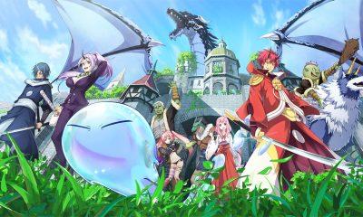 A Crunchyroll confirmou o lançamento da segunda temporada de Tensei Shitara Slime Datta Ken, o anime tem previsão de estrear em outubro.