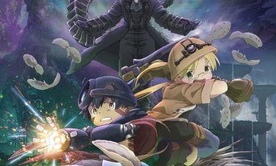 Dawn of the Deep Soul continua a aventura épica de Riko e Reg.O filme estreou no Japão em 17 de janeiro e ficou em nono lugar na semana de estreia.