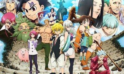 Depois do fiasco que foi a 3° temporada de Nanatsu no Taizai, ninguem esperava uma continuação próxima, mas quem diria terá uma ainda esse ano.