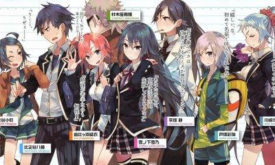A conta do twiiter da terceira temporada de Oregairu veio anunciar o adiamento da estreia do anime. O motivo está relacionado ao coronavírus no país.