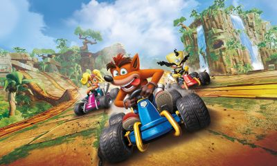 Crash Team Racing Nitro-Fueled PC