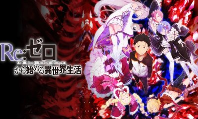 A Sega através de uma nova imagem revelou o título completo do RPG de aventura do anime de Re:Zero. Intitulado de Re:Zero: Lost in Memories.