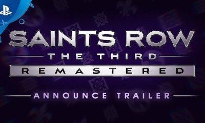 A publisher Deep Silver anunciou oficialmente a remasterização de Saints Row: The Third nesta segunda-feira para PC, Xbox One e PlayStation 4.