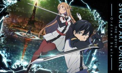 Foi revelou que a adaptação para manga do filme anime Sword Art Online: Ordinal Scale será finalizada no proximo capítulo que será lançado em 27 de abril.