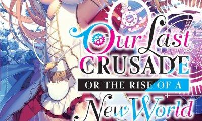 Foi revelado que adapatação para anime de Our Last Crusade, possuirá em sua grande maioria a mesma equipe de produção de BOUFURI.