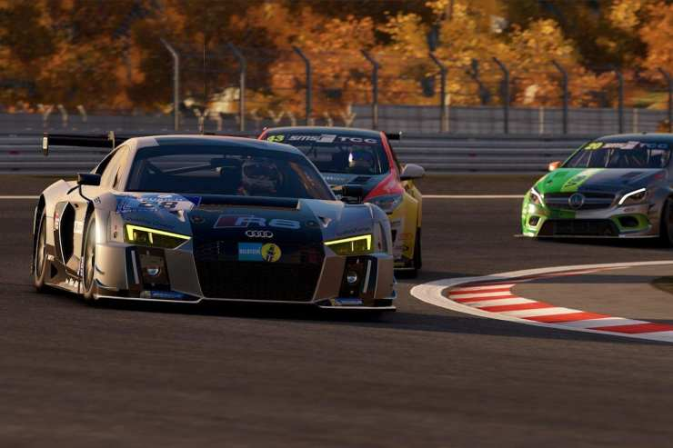 Project Cars 2 está disponível para assinantes da Xbox Live Gold