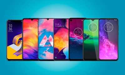 Uma lista contendo alguns dos smartphones com melhor perfomance atualmente no mercado, graças ao constante desenvolvimento no desempenho dos aparelhos.