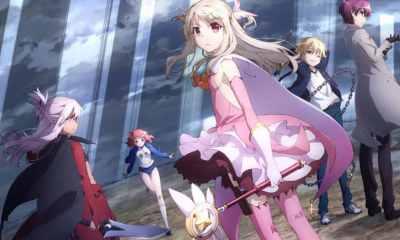 Foi anunciado pela Kadokawa no site oficial da adaptação para anime de Fate/kaleid liner Prisma Illya, a produção do segundo filme da franquia.