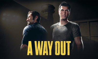A produtora responsável pelo jogo A Way Out, vai anunciar um novo jogo durante o evento da Electronic Arts, o EA Play Live.