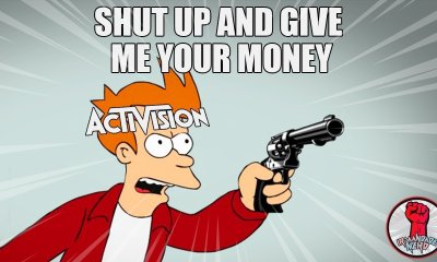 Empresas de Games vs. Consumidor: Shut Up And Give Me Your Money!