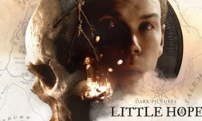 A Bandai Namco confirmou que Little Hope, o segundo jogo da série The Dark Pictures Anthology, será lançado em outubro.