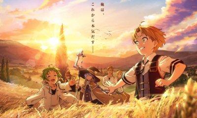 O site oficial da adaptação para série anime da novel Mushoku Tensei: Isekai Ittara Honki Dasu começou a exibir um novo vídeo promocional.