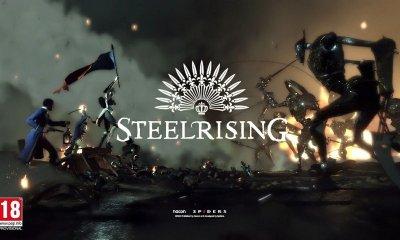 Os criadores de The Technomancer e Greedfall nos apresentarão ao seu novo jogo de RPG na França do século XVIII, Steelrising.