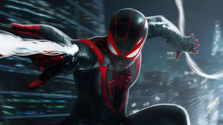 Spider Man PlayStation 5