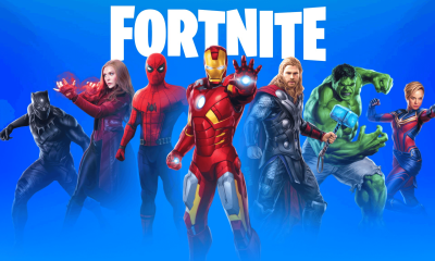 Fortnite Marvel