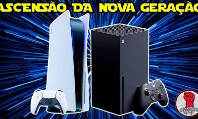 Revelação do PlayStation 5 e Novos Jogos - A Ascensão da Nova Geração, Ep. 3