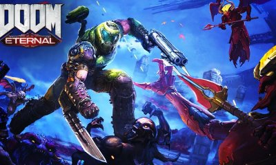 No momento a primeira expansão de Doom Eternal não tem data nem muitos detalhes, e nem foram oferecidos além deste primeiro teaser.