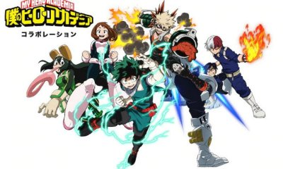 Foi confirmado o lançamento e data de estreia do mais novo OVA de Boku no Hero Academia intitulado Survive! Do-or-Die Survival Training.